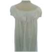 Victorian Whitework Cotton Chemise Nightgown