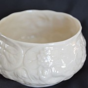 Belleek Lotus Open Sugar Bowl 4th Mark