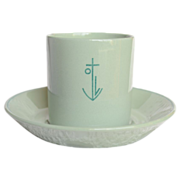 Wedgwood Orient Line Cup and Saucer