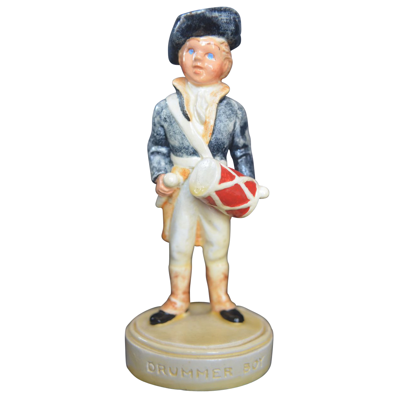 Sebastian Figurine DRUMMER BOY SML362 Marblehead Private Issue