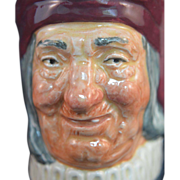 Royal Doulton Toby Jug SIMON the CELLARER �A� Mark circa 1936 to 1960