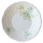 Johnson Bros BUTTER PAT Transferware Royal Semi Porcelain