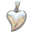 TAXCO Mexico Sterling Puffy Heart Pendant TC-20