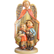Hummel 88/II  Heavenly Protection Angel with Girl and Boy TMK3