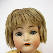 "21"" Kammer Reinhardt Simon Halbig 403 Bisque Head Doll"