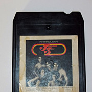 RARE Jackson Five 8 track Anthology Volume 1