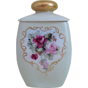 Bavaria Favorite Biscuit Jar 1900