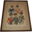 "The Delineator ""Handsome Summer's Waists"" July,1898 Framed Print"