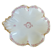 CFH/GDM Haviland Limoges Hand Painted  Bowl 1891-1900