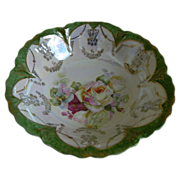 Lusterware Berry Bowl Bavaria
