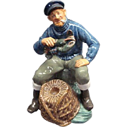 7 1/2&quot; Royal Doulton The Lobster Man Figurine HN 2317