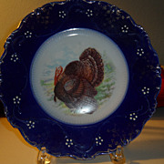 Turkey Plate by LaBelle