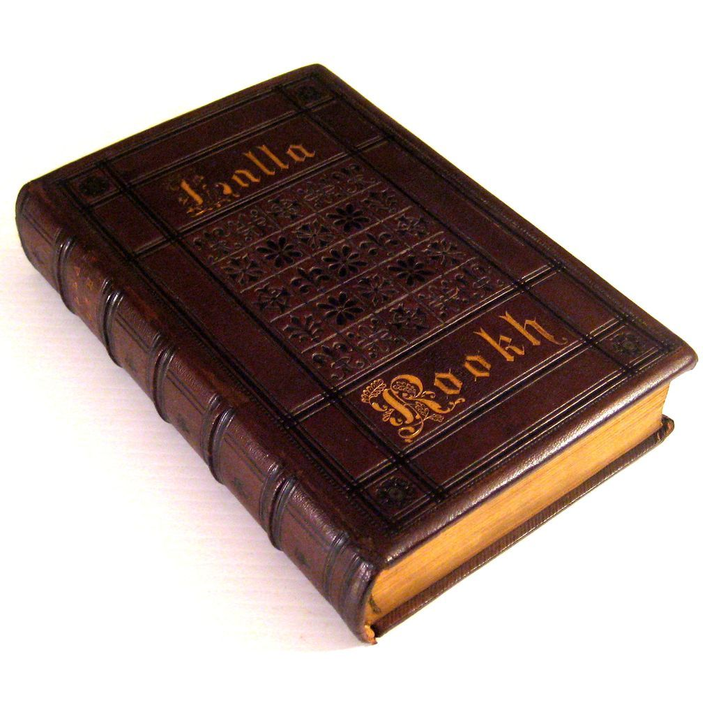 First Edition Lalla Rookh By Thomas Moore Published May 19, 1817