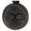 Victorian Vulcanite Locket