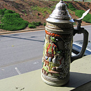SALE German Stein By Gerz,