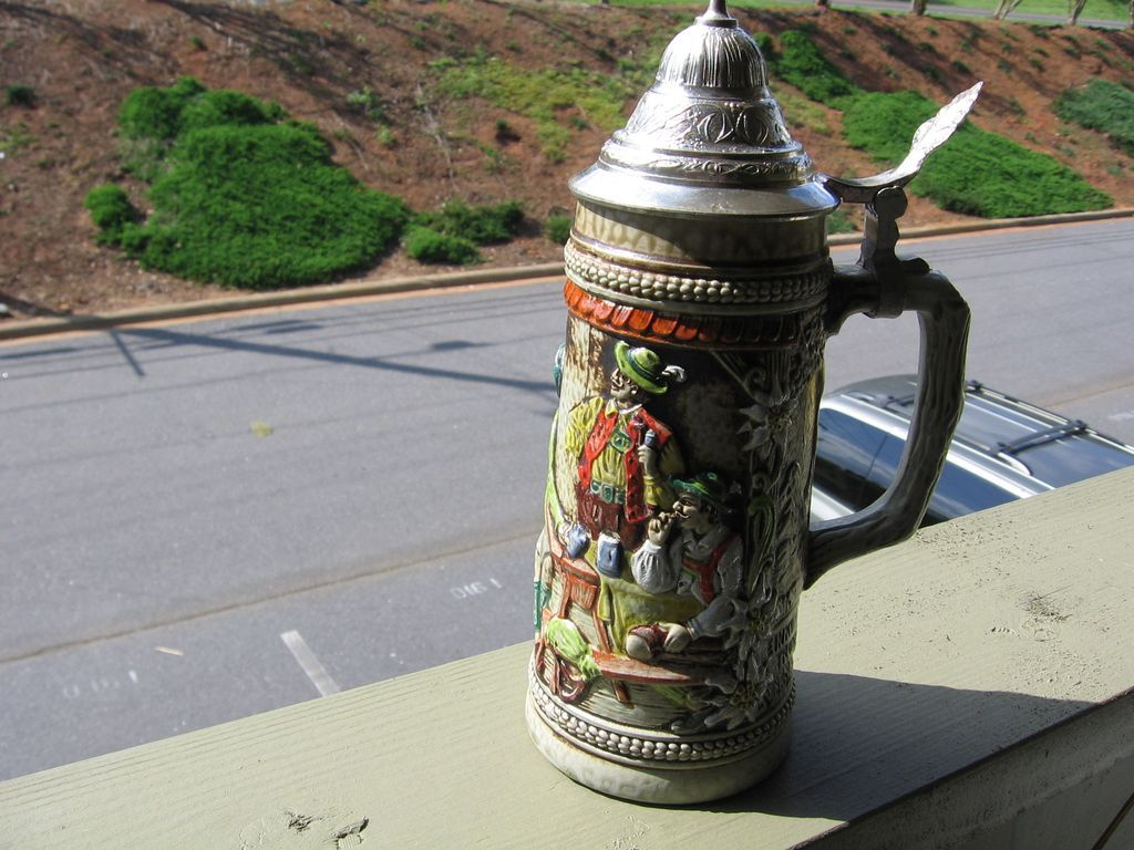 German Stein By Gerz,