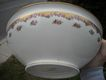 Fabulous Theodore Haviland Limoges France Bowl made for Dulin and Martin Co. Washington, D.C .,patent applied for