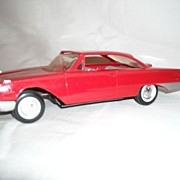 1960 Ford Starliner Promotional Model 1/25 Scale