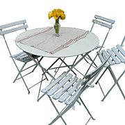 French Bistro/ Garden Table and Chairs