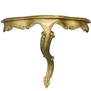 French Carved Gilt Wall Console/Bracket
