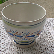 Henriot Quimper France Hand Painted Small Bowl Faience~~Gorgeous