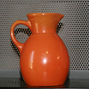 REDUCED Vintage Royal Gouda Pitcher with Label
