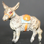 Cast Iron Donkey  or Burro Figurine