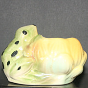 Frog Planter Made in 1940s