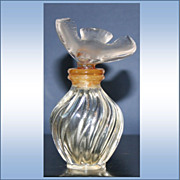 Nina Ricci L'air du Temps in Dove Perfume Bottle by Lalique