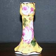 Hand Painted Limoges Hat Pin Holder