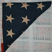 48 star USA Flag