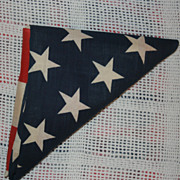 Vintage 50 star USA Flag