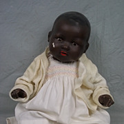 Armand Marseille Germany Black Dream Baby Doll 351/8.K  C1924