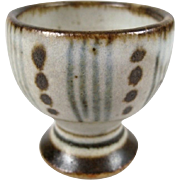 David Leach Studio Pottery Egg Cup