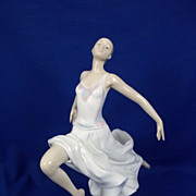 "Lladro Limited Edition: "" Graceful Ballet "", # 06240 Ballerina Boxed"
