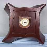 WW1 Sopwith Propeller Boss Clock (Mercedes Clock)