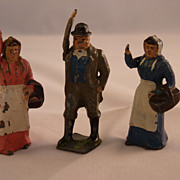 Vintage Britains Lead Figures