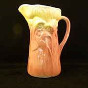 Vintage Royal Copley Daffodil Pitcher