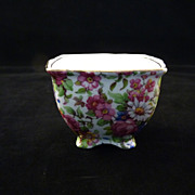 SALE Royal Winton Chintz Summertime Demitasse Cup & Saucer