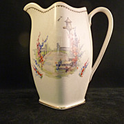 SALE Royal Winton Grimwades Vintage Square Pitcher