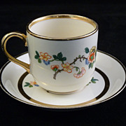 SALE Johnson Brothers Pareek Demitasse Set