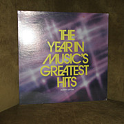 Vintage The Year In Music's Greatest Hits Country Edition 1978 Record Album Vinyl LP ...