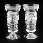SALE 2 Mondae Siren Soda Fountain Glasses