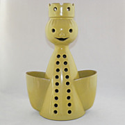 SALE California Pottery Stoneware Designs West Figural Planter