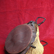 Antique 19th Century Dental Foot Bellows - Buffalo Dental Mfg. Co