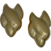 14k Yellow Gold Pierced/Clip Earrings
