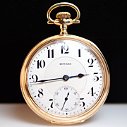 Antique Howard Pocket Watch
