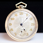 Vintage Waltham Pocket Watch