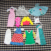 Vintage Barbie Clothing - Lot 2