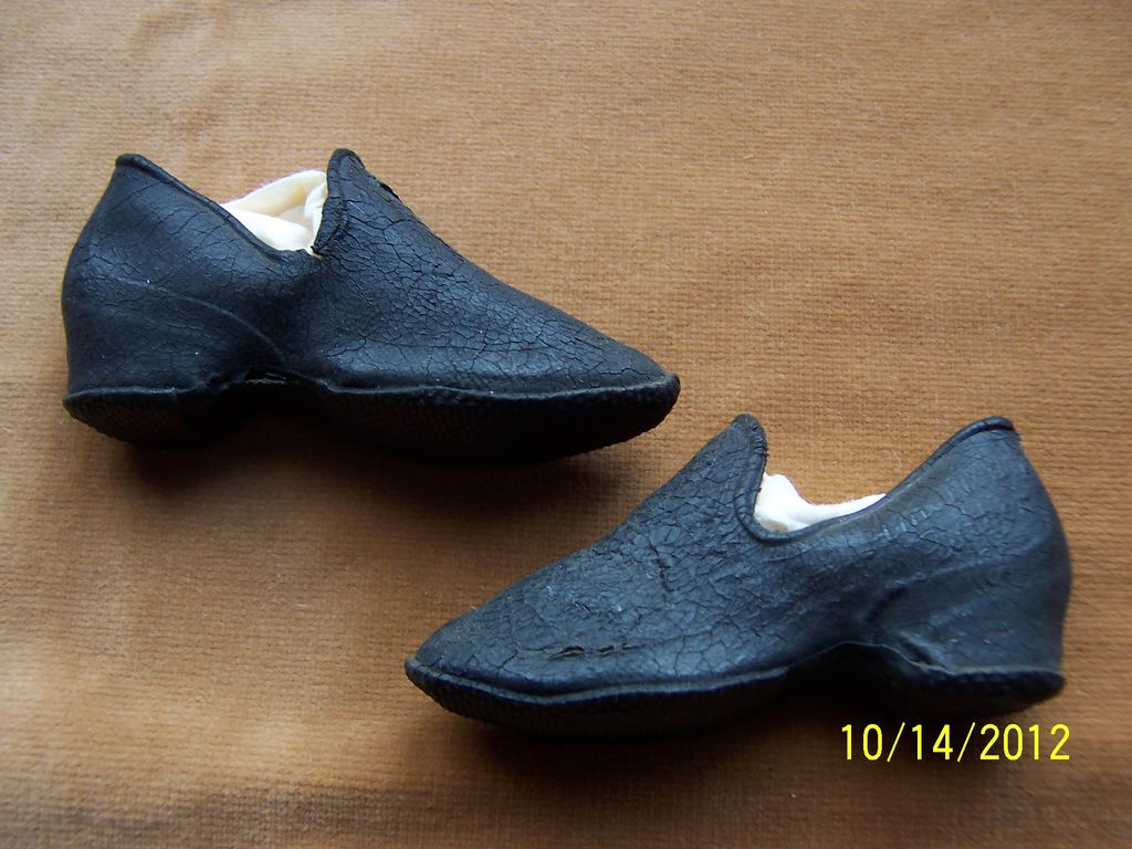 Antique Rubber Shoes For Your Bru or Jumeau